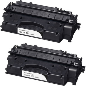 Canon 120 Black 2-pack replacement
