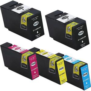 Canon PGI-1200XL Black & Color 5-pack replacement
