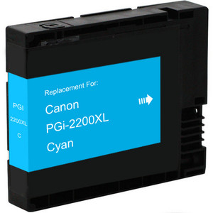 Canon PGI-2200xl Cyan replacement