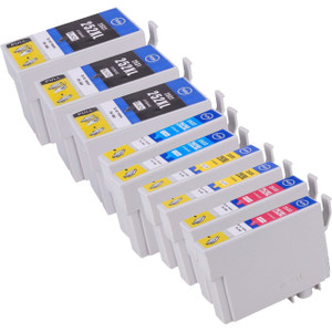 Epson 252XL High Yield Combo Pack of 9
