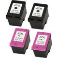 HP 62XL Ink Cartridge High Yield Combo Pack