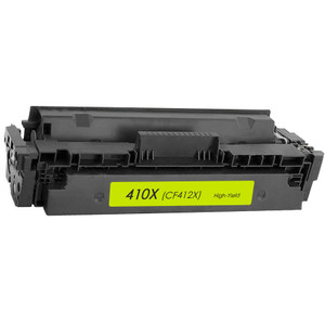 HP 410X (CF412X) Toner Cartridge Yellow