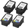Canon PG-245 and CL-246 ink cartridges