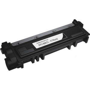 Dell 593-BBKD (P7RMX) black toner cartridge for use in for Dell E310