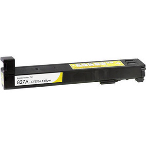 HP 827A (CF302A) Toner Cartridge Yellow High Yield