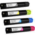 Dell 330-5846 series toner cartridges Includes 1 black, 1 cyan, 1 magenta and 1 yellow toner cartridge