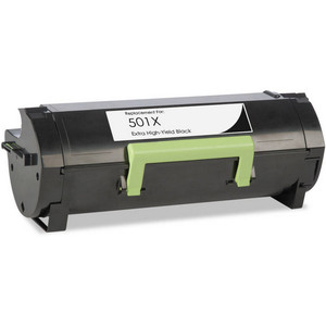 Lexmark 501X (50F1X00) Toner Cartridge Black Extra High Yield