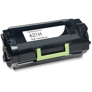 Lexmark 621H Toner (62D1H00) High Yield Black