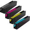 HP 970XL Black and 971XL Color Ink Cartridge Set 4-Pack