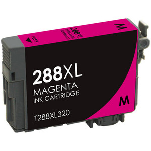 Epson 288XL Ink Cartridge, Magenta, High Yield