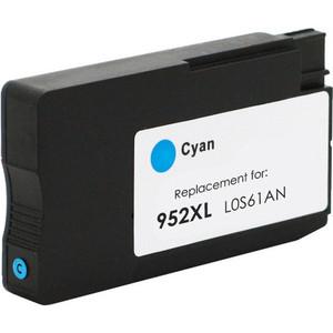 HP 952XL (L0S61AN) Cyan Ink Cartridge
