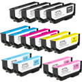 14 Pack - High Yield Epson 277XL Ink Cartridge Set