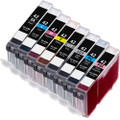 8 pack - Canon Cli-42 Ink Cartridge Set