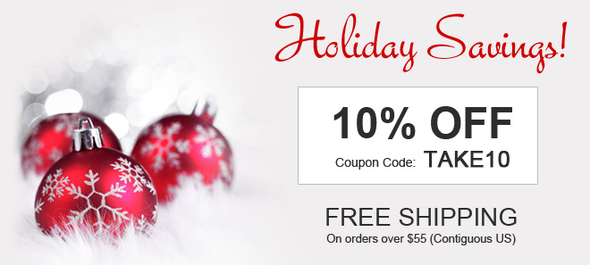 Holiday season sale on printer ink and toner + free shipping offer