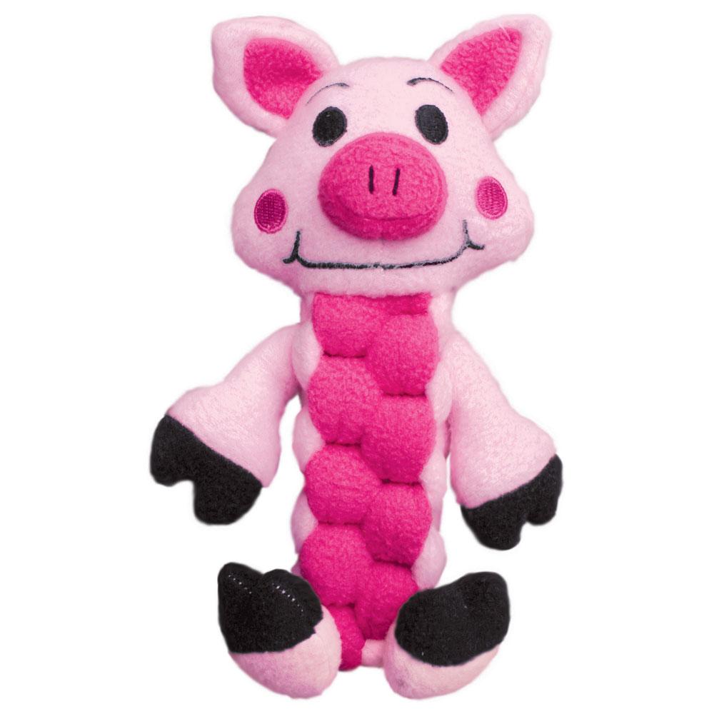 Kong Pudge Braidz Pig