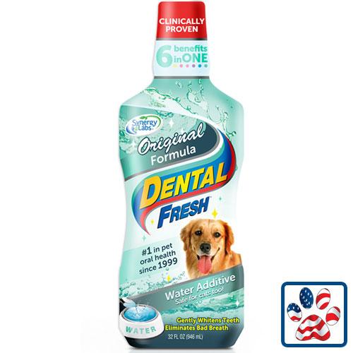Dental Fresh For Dogs 32oz
