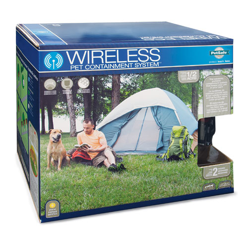Petsafe Extra Transmitter For Wireless Containment System Pif 300