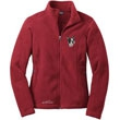 Embroidered Fleece Jackets category