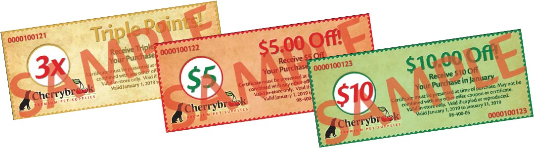 December Gift Certificate Promotions