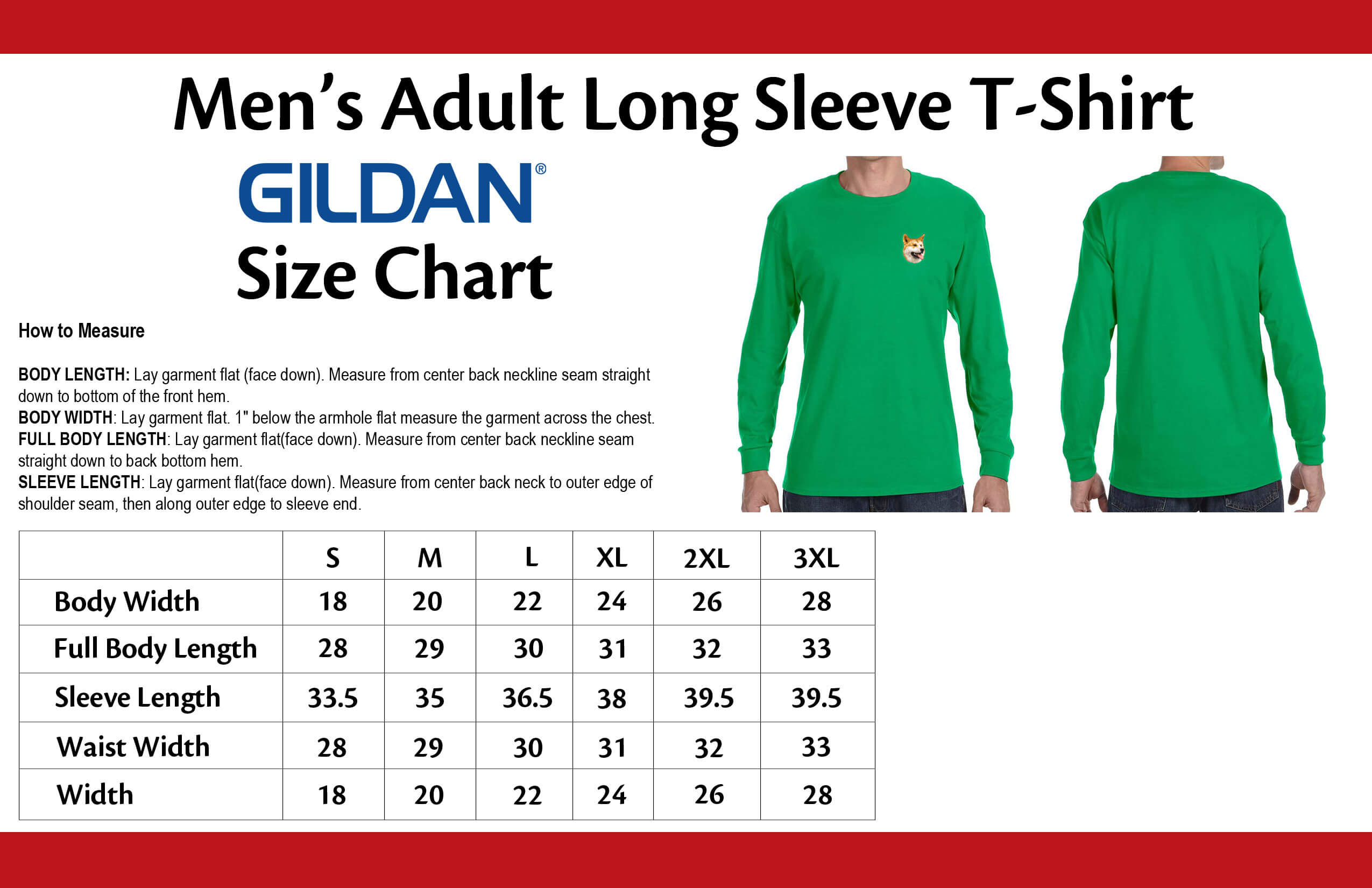 Birddawg embroidered gildan long sleeve mens t shirts view the sizing guide nvjuhfo Images