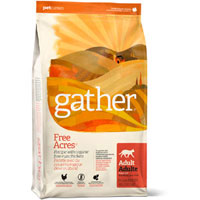 Gather Free Acres Organic Free-Run Chicken Recipe for Adult Cats