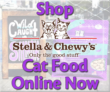 Shop Stella and Chewy's Cat Food Online Now