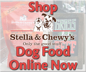 Shop Stella and Chewy's Dog Food Online Now