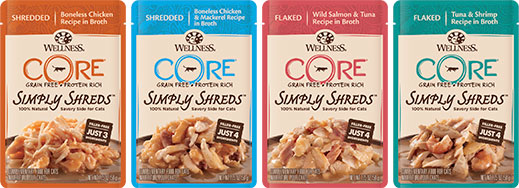 Wellness CORE Simply Shreds