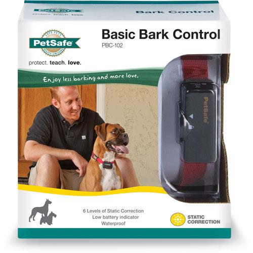 Petsafe Bark Control Collar