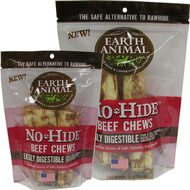 Earth Animal No Hide Beef Chew 2 Pack