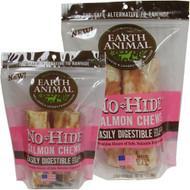 Earth Animal No Hide Salmon Chew 2 Pack