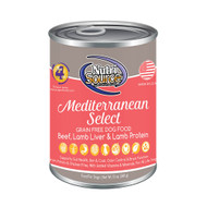 Nutrisource Grain Free Mediterranean Selects Canned Recipe for Dogs