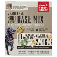 Honest Kitchen Grain Free Dehydrated Fruit and Veggie Base Mix