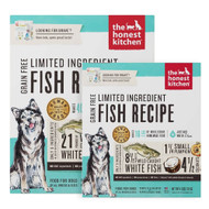 Honest Kitchen Limited Ingredient Grain Free Dehydrated Fish Dog Food