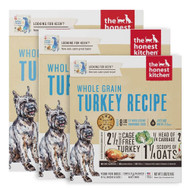 Honest Kitchen Whole Grain Dehydrated Turkey Recipe
