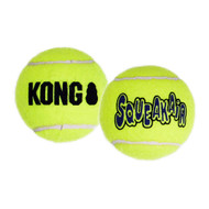Air Kong Squeakers Tennis Ball