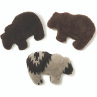West Paw Gallatin Grizzly Dog Toys