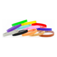 Wagging Tailz Kitten ID Bands (12-pack)