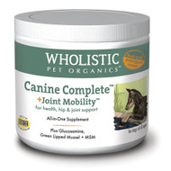 Wholistic Pet Canine Complete Joint Mobility with GLM