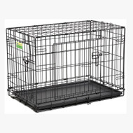 MidWest Contour Double Door Dog Crate