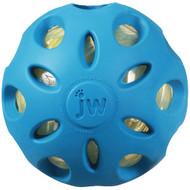 JW Pet Crackle Heads Ball