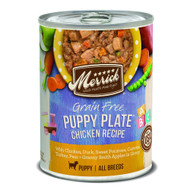 Merrick Grain Free Puppy Plate Chicken