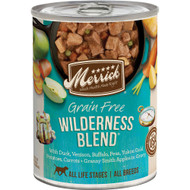 Merrick Grain Free Wilderness Blend 12.7oz