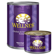 Wellness Complete Health Chicken and Sweet Potato Cases
