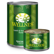 Wellness Complete Health Lamb and Sweet Potato Cases