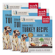 Honest Kitchen Grain Free Dehydrated Turkey Dog Food