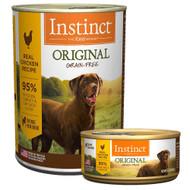 Natures Variety Instinct Grain-Free Canned Dog Food – Chicken Formula