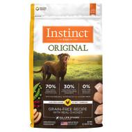 Natures Variety Instinct ORIGINAL Grain-Free Chicken Kibble for Dogs