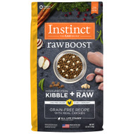 Natures Variety Instinct RAW BOOST Grain-Free Chicken Kibble for Dogs