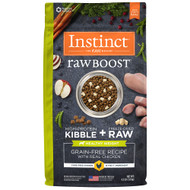 Natures Variety Instinct RAW BOOST Grain-Free Healthy Weight Kibble for Dogs